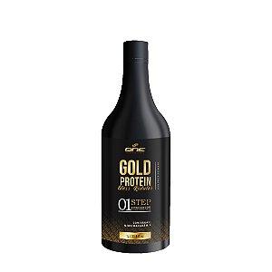 One Gold Progressiva em Gel ( zero formol )