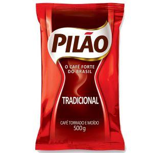 Café Pilão Tradicional 500g