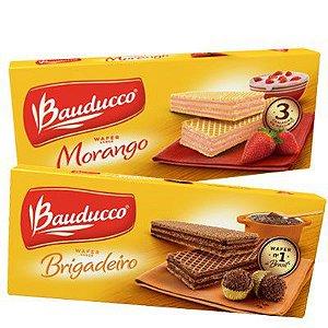 Bicoito Waffer Bauducco (vários sabores)