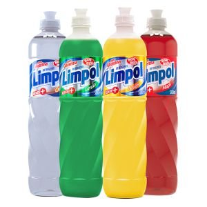 Detergente Limpol Bombril 500ml