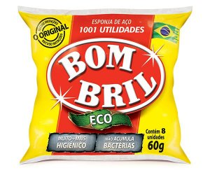 Bombril 60g (8 un)