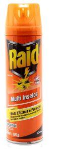 Inseticida Raid Multi Insetos 191g