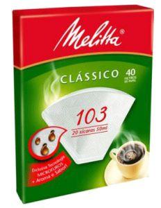 Filtro Melitta (40 un)