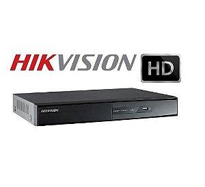 Dvr Hikvision 08 canais Turbo Hd 1080p DS 7208HQHI F1/N
