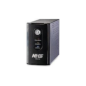 Nobreak Mini III MONOVOLT (600VA /com 01 bateria de 7Ah/entrada e saída 120V/Preto)