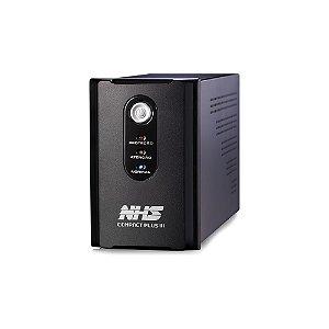 Nobreak Compact Plus III (1200VA/com 02 baterias de 7Ah/entrada bivolt/saída 120V/Preto)