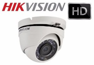 Camera Full Hd Hikvision 3,6mm Dome 2mp 1080p IR 20mts DS-2CE56D0T-IRM