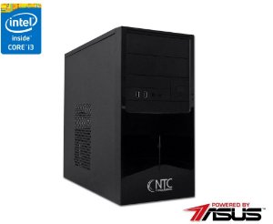 Computador NTC Price Intel Core i3 i3-4170, 4GB, HD 500GB,  Asus H81M, 200W - 4052