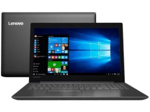 "NOTEBOOK LENOVO B320-15IAP INTEL CELERON N3350 4GB 500GB 15.6"" WINDOWS 10 HOME PRETO - 81CS0000BR"