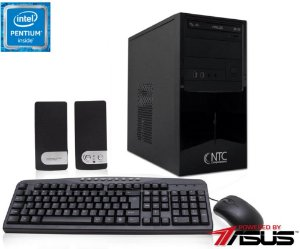 Computador NTC Intel Pentium Dual Core  G4400, 4GB, HD 500GB, DVD, KIT,  Asus H110  2105 AS
