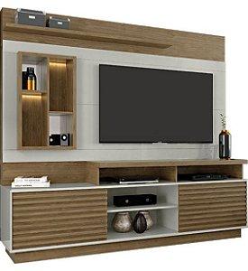 Home para TV até 65'' Eldorado Com LED Linea Brasil