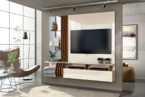 Painel Home Bello para TV até 55 polegadas Dj Móveis