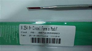 Cinzel Formão Modif, Inox, marca Thimon , modelo N 254A