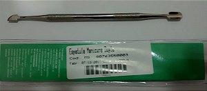 Espatula para unha , Manicure dupla , marca Thimon, modelo TPO 314