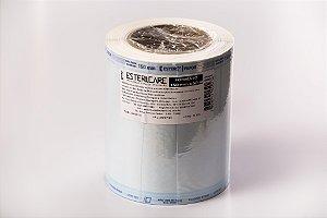 Bobina para Esterilização de Instrumentos em Autoclave 15 cm x 50m. Marca EsterilCare