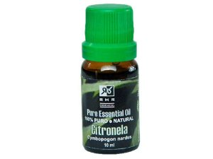 Óleo Essencial CITRONELA 10ml - RHR