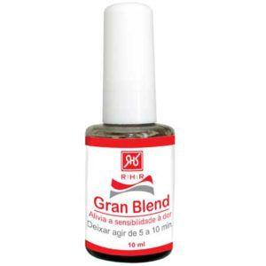 Gran Blend - Anestésico Natural de Óleos Essenciais 10ml - RHR