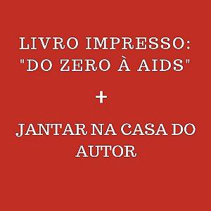 Financiamento Coletivo - LIVRO IMPRESSO + JANTAR