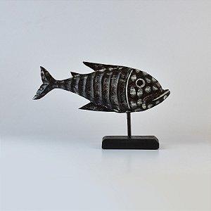 Enfeite Peixe Comprido Médio