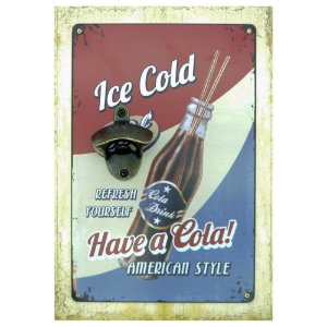 Abridor de Parede Ice Cold