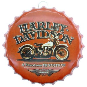 Decorativo Tampa Harley Time