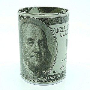 Cofrinho Lata Dolár