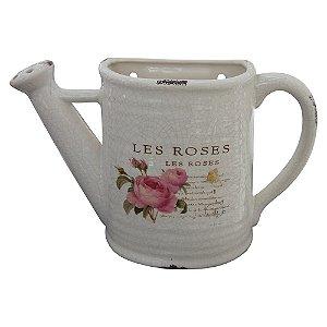 Vaso de Parede Regador Les Roses