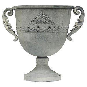 Vaso de Metal Imperial Rústico