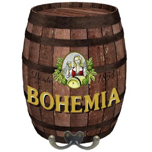Decorativo Barril Bohemia