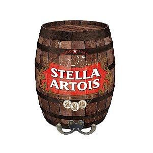 Decorativo Barril Stella Artois