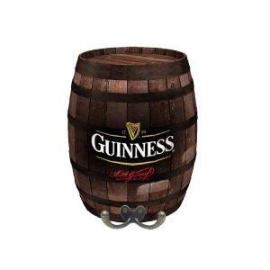 Decorativo Barril Guinness
