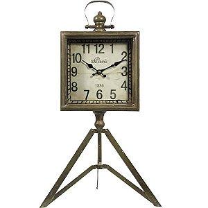 Relógio Vintage de Mesa