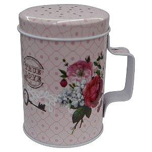 Porta Condimento Rosa