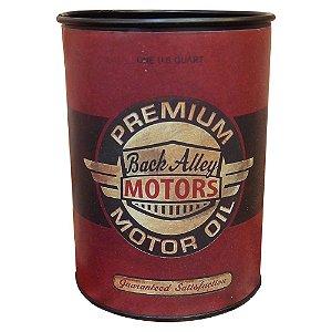 Porta Objetos vintage Motor Oil