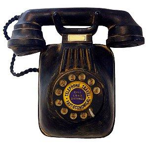 Telefone Vintage Decorativo