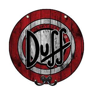 Cabideiro de Parede Decorativo Duff