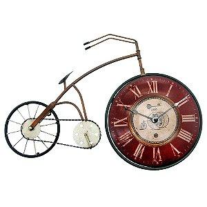 Relógio de Parede Bicicleta Clássica