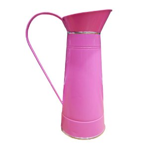 Vaso de Metal Colors Rosa