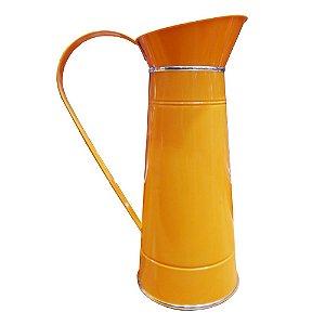 Vaso de Metal Colors Laranja