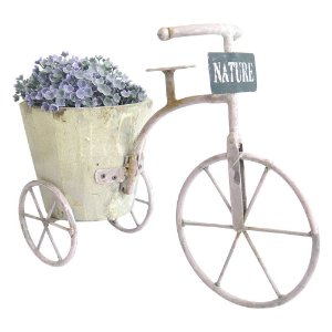 Vaso Bicicleta Rústica