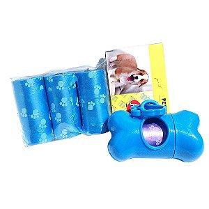Porta Sacolinhas p/ Higiene Cães e Gatos - Mister Zoo