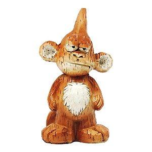Macaco Decorativo de Resina