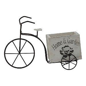 Vaso de Metal estilo Bicicletinha