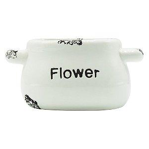 Vaso Flower Redondo Jg C/6