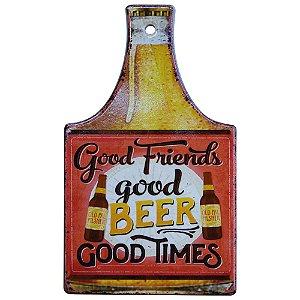 Tag de Cerâmica Good Beer