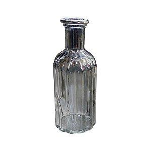 Vaso de Vidro Preto