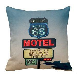 Almofada Cheia Historic Route 66 Motel 40x40