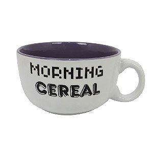 Caneca para Cereais Morning Cereal Lilás