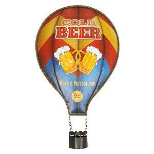 Enfeite Balão Cold Beer Grande