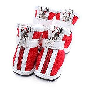 Tênis Sapato em Courino PET - 4 peças